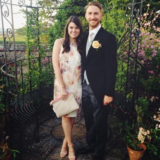 Mark with Vivianna