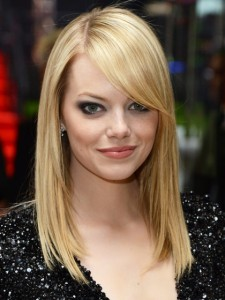 hairstyles-with-bangs-emma-stone-long-side-swept-bangs